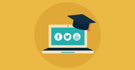 redes sociais na escola