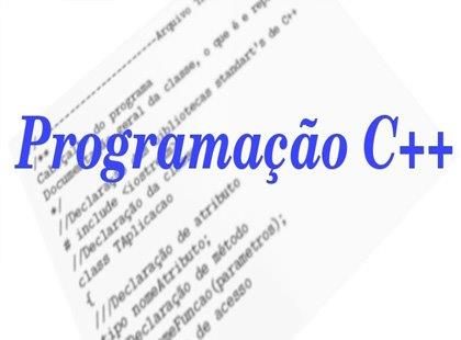 Programação em C++